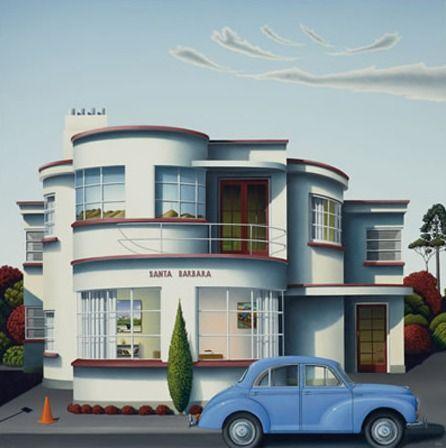 Santa Barbara by Hamish Allan