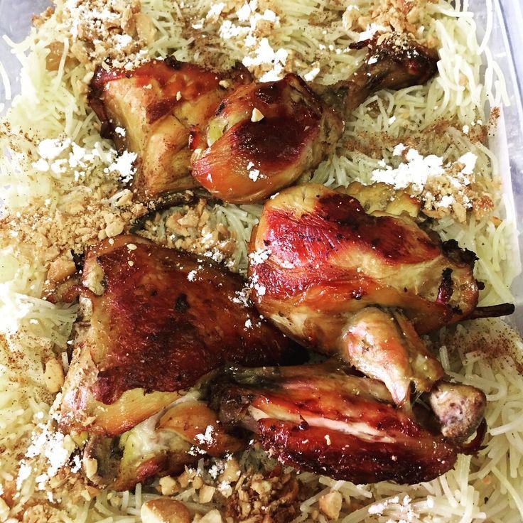 #Moroccan #Seffa #Chicken #morocco #speciality #medfouna #seffamedfouna #vermicelli LolChef