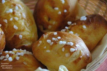 Le KitchenAid à l'oeuvre: petits pains au lait… ou petits pains au sucre | Assiettes Gourmandes