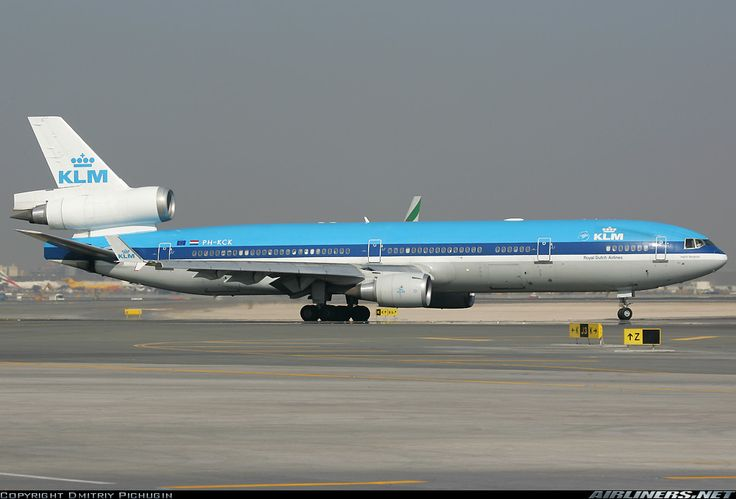 McDonnell Douglas MD-11 - KLM - Royal Dutch Airlines | Aviation Photo #1221545 |MSN: 48564 Line No.: 612
