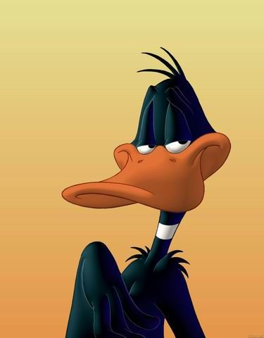 Cartoon Black History: Daffy Duck | The Consummate Button Masher