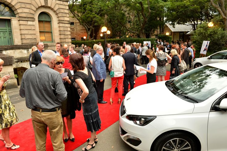 Alliance Francaise de Sydney Film Festival Launch 2015