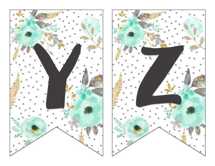 Best Letter CutOuts Images On   Banners Banner And