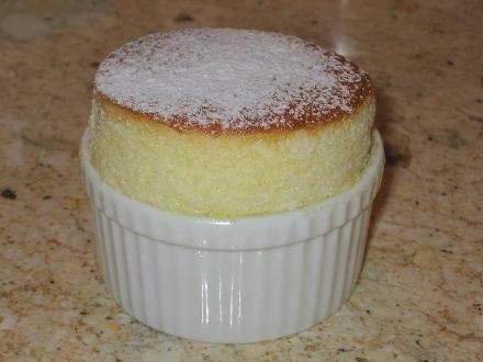 Sufleu cu vanilie - Incearca si tu!