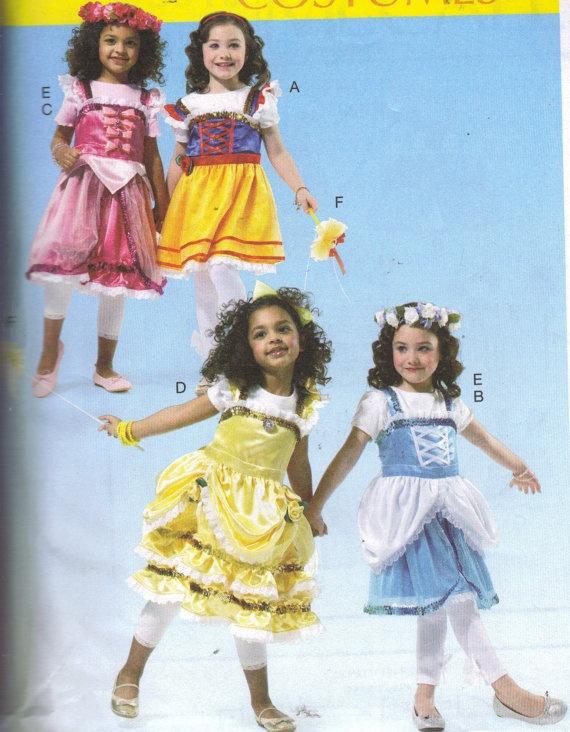 Kids Storybook Princess Aprons Patterns by JanetsCreations77, $5.99