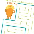 Many FREE Dr. Seuss' The Lorax printables that are educational for environmental education and Earth day.