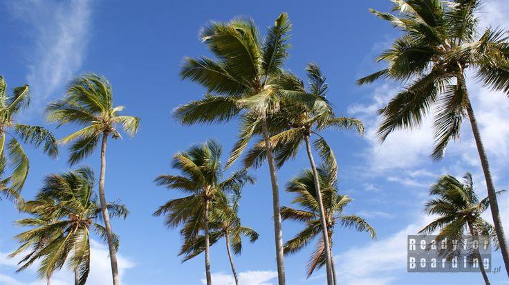 Dominican Republic, Punta Cana,  the best beach!  Dominikana z #readyforboarding