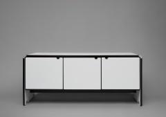 1STDIBS.COM - Galerie Pascal Cuisinier - Alain Richard (1926-) - Alain Richard Sideboard model AR 715 by TFM Mobilier Nationall 13 rue de Seine 6th arro Retro originals