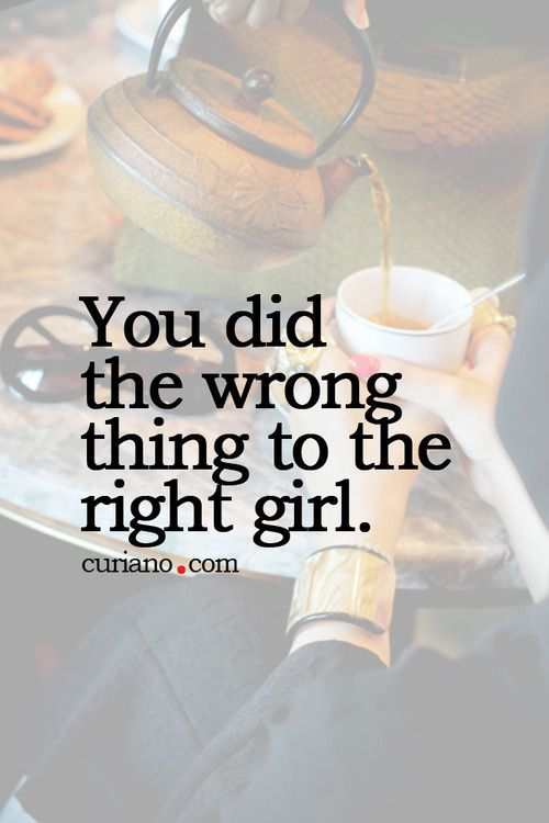 You did the wrong thing... #liars #cheaters