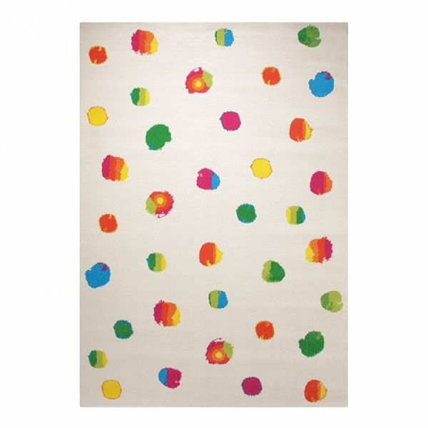 tapis pois multicolores chambre bb httpwwwhomelistycomtapis