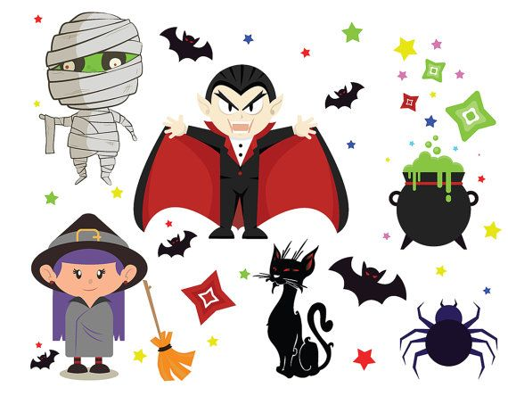 halloween clipart invitations - photo #38