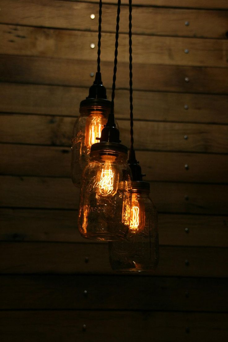 102 best custom ceiling lamps images on pinterest ceiling lamps just custom lighting listings view 3 quart jar pendant light mason jar chandelier light hanging arubaitofo Choice Image