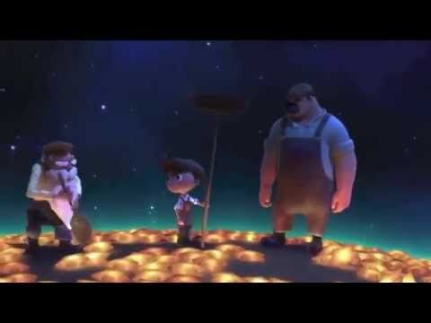 The Moon La Luna) HD Corto de Disney Pixar