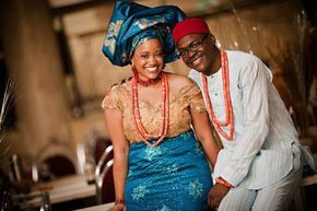 Igbo wedding, Nigeria