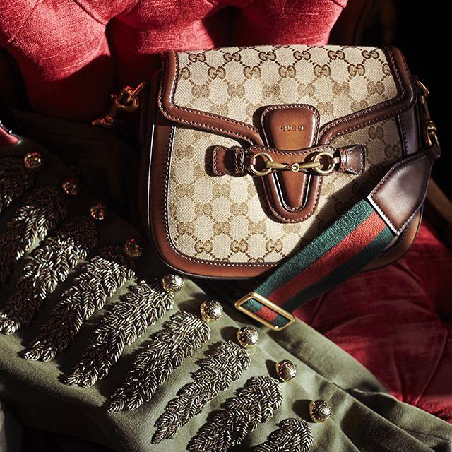 The Gucci Lady Web #ladyweb