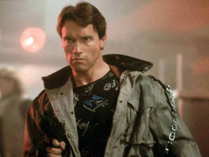 Arnold Schwarzenegger's Terminator: Genesis character to be ageing ...