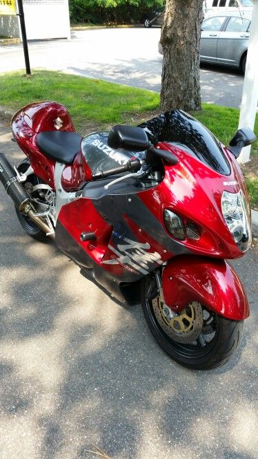 Suzuki Hayabusa : See More At MOTORCYCLES  FOSTERGINGER @ PINTEREST