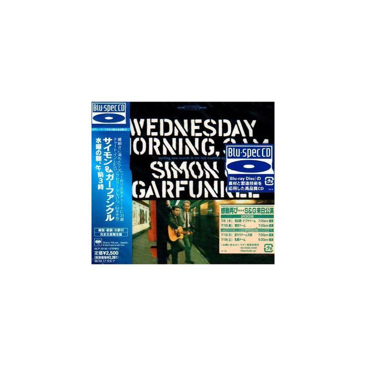 Simon & Garfunkel - Wednesday Morning 3Am (Vinyl)