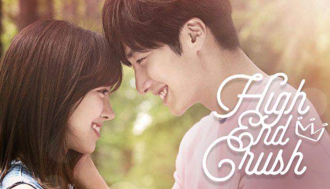 High End Crush Protagonizada por Jung Il Woo y Jin Se Yun Cuando Yoo Ryung (Jin Se Yun) se enamora de un hombre rico, enseguida se da cuenta que el dinero — o la falta de él — puede complicar una relación seriamente. ¿Podrá ser que un romance único convence a Choi Sae Hoon (Jung II Woo) a explorar más allá de su torre de marfil, o será un hombre demasiado superficial como para ser visto con su bella, pero pobre, novia?