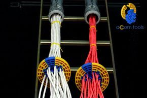 Cable Comb | Networking in 2019 | Pinterest | Wire storage
