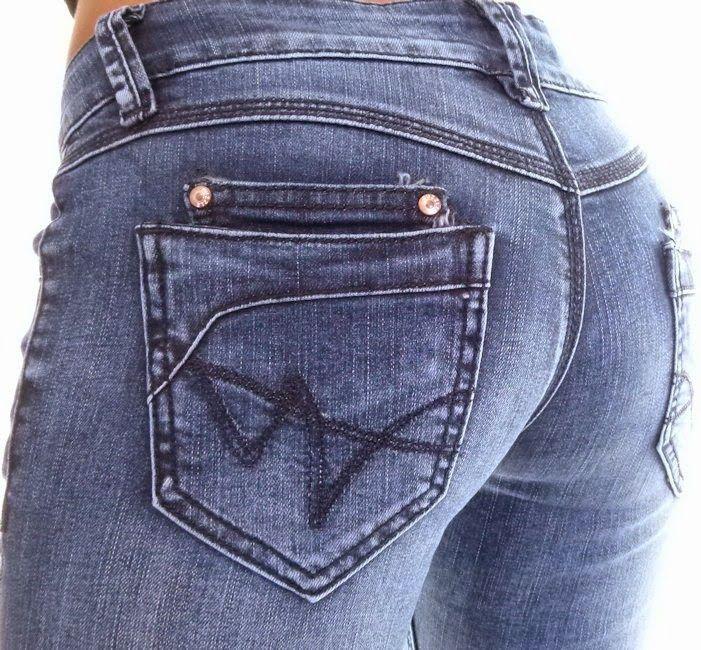 Tipos de bolsillo de los pantalones Jeans