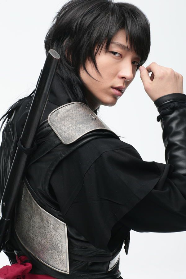 This is awesome! A Weakness For: Lee Jun Ki                                                                                                                                                                                 More