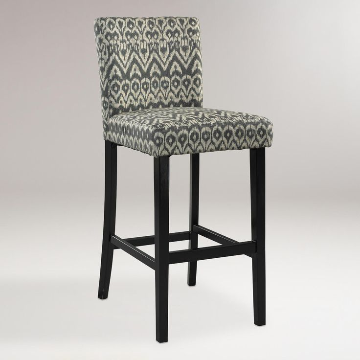 Great We Love The Sink In Comfort Of Our Stylish Driftwood Ikat Reese Counter  Stool. Nice Look