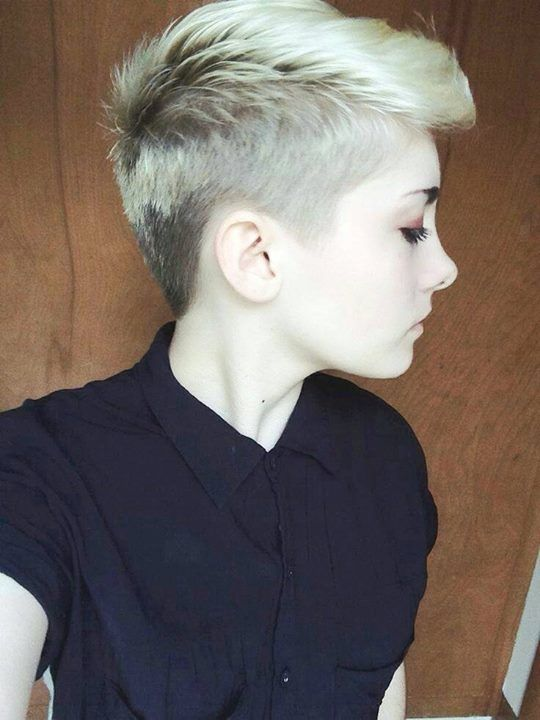 women getting short haircuts 17 best images about pixie cuts on 5786 | 4753ec7b2e55eac5a562a9cedc361ffe