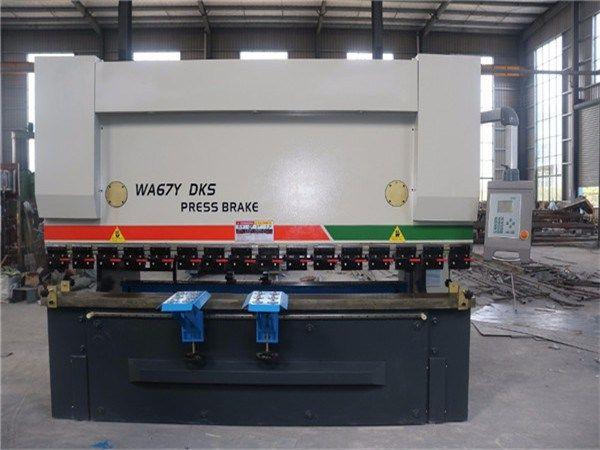 WC67Y Hydraulic Steel Plate Bending Machine , Press Brake Price , Hydraulic Metal Bending Machine in Gabon  Image of WC67Y Hydraulic Steel Plate Bending Machine , Press Brake Price , Hydraulic Metal Bending Machine in  https://www.hacmpress.com/pressbrake/wc67y-hydraulic-steel-plate-bending-machine-press-brake-price-hydraulic-metal-bending-machine-in-gabon.html