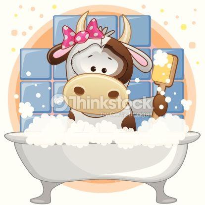 baño limpio y ordenado caricatura - Buscar con Google