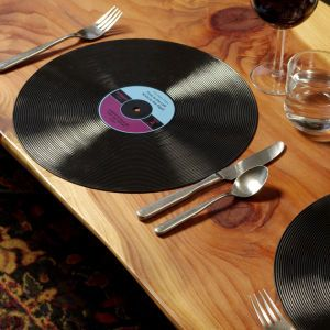 Record // Vinyl // Placemats