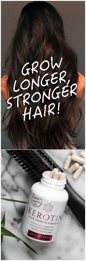 """""""I will never need to buy anything else because this has improved the quality of my hair and has helped it grow thicker and faster than ever. No more breakage and my hair is growing like crazy. I also have baby hair growing from my scalp! I ordered 3 bottles at a discount. So for me it�s a great value in more ways than one!"""""""