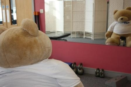 Looking good charlie bear