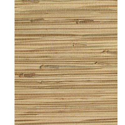 The wallpaper company 36 in w beige grasscloth for Wallpaper home depot canada