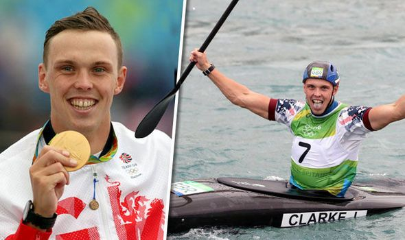 Joe Clarke wins Team GBs second gold of Rio 2016 with stunning run in mens canoe slalom