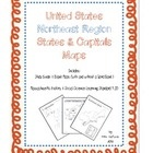 This FREE product contains 3 maps of the Northeast Region of the United States.  •	Study guide map labeled with the states and capitals (which can ...