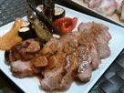 豚ブロック味噌漬け焼き/ Roasted Miso Pork [覚書:2日漬けても味がしみてOK。美味しいハムのように。]