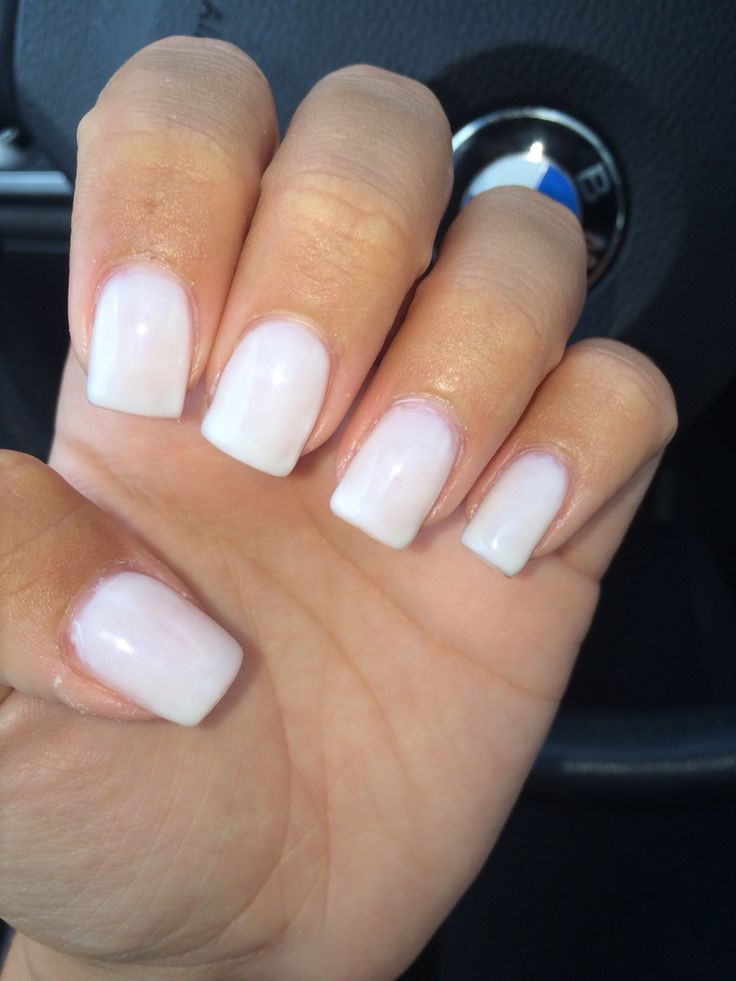 Perfect french manuscure O.P.I with funny bunny | Nails ... |Funny Bunny Nails