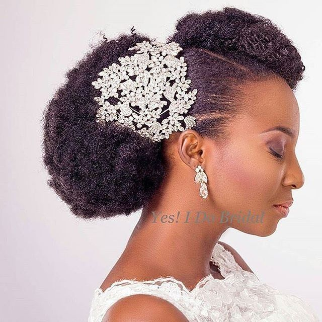 20 best natural hair nigerian brides images on pinterest natural retro natural hairdo by myfinegeh accessories by yesido cool welove hair natural hair bridesnigerian bridehair updobridal hairstyleswedding pmusecretfo Images