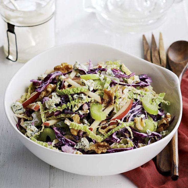 Salade de chou arc-en-ciel