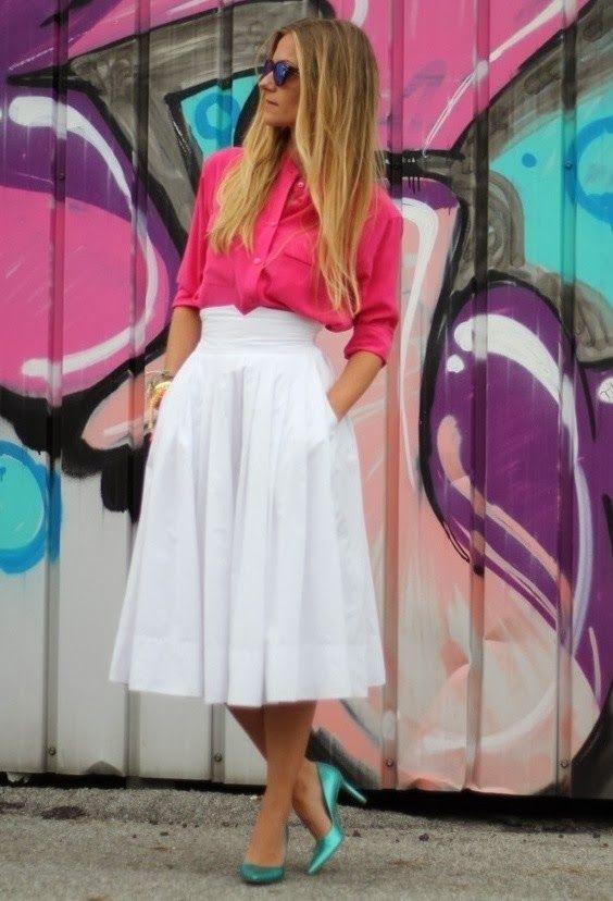Faldas largas de temporada | Colección 2014