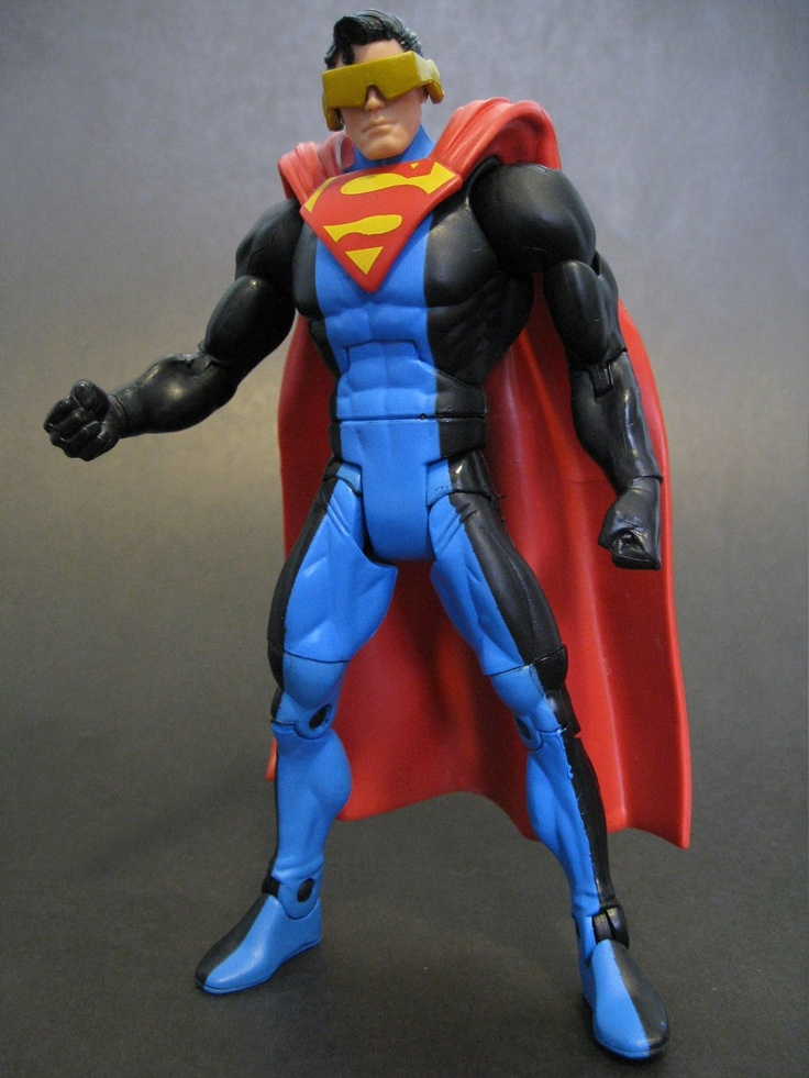 Best Superman Toys And Action Figures For Kids : Best images about man of steel superman action figures