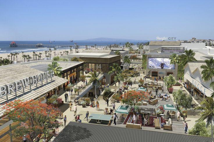 49 Best Pacific City Huntington Beach Images On Pinterest