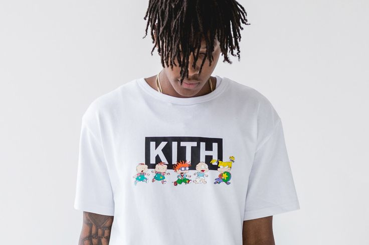 KITH Continues Its Ode to the '90s With Its Upcoming 'Rugrats' Collaboration