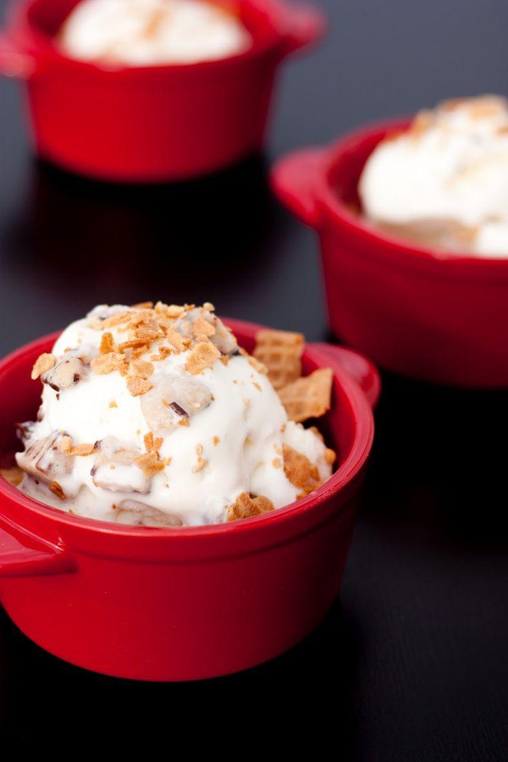 Cold Stone Creamery Sweet Cream Ice Cream - for my new ice cream maker!