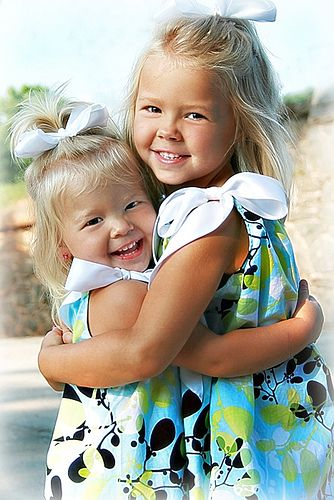 Sweet sisters   Flickr - Photo Sharing!
