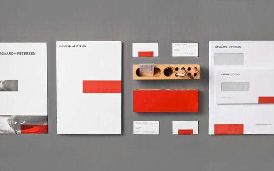 The new visual identity for Kibsgaard-Petersen, studio di architettura in norvegia