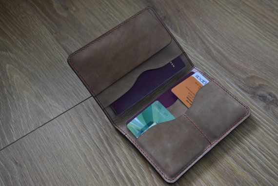 Check out this item in my Etsy shop https://www.etsy.com/nl/listing/274363068/leather-passport-holder-passport-wallet
