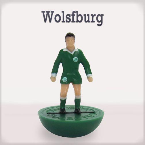 Wolsfburg #edicola #collezione #subbuteo