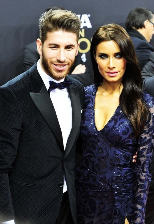 Hottest Wives & Girlfriends of Real Madrid Soccer Team - Sergio Ramos's WAG – Pilar Rubio Fernandez